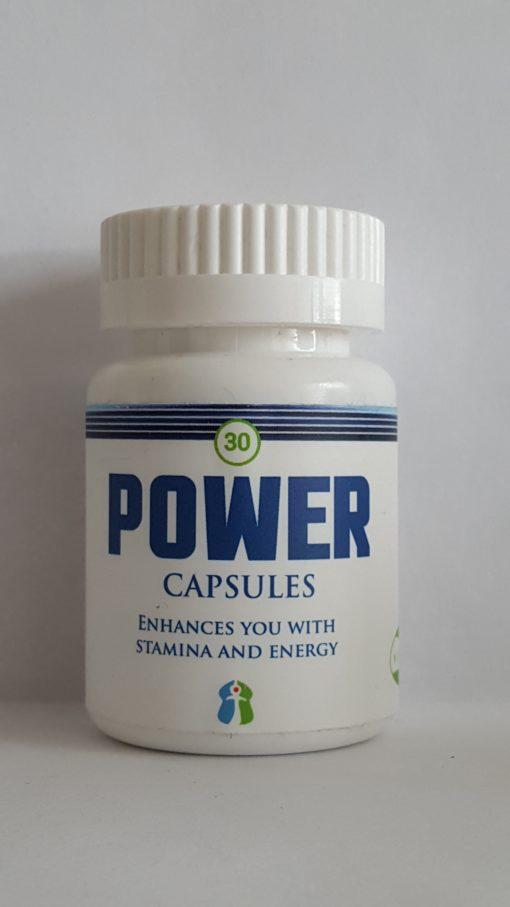 Power-Capsules for Men Natürliches Potenzmittel 30er